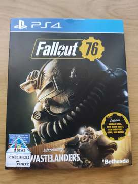 FALLOUT 76 PS4 BRAND NEW SEALED