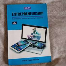 entrepreneurship and how to establish your own business 5th edition