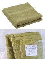 полотенце оливковое хаки зелёное махровое хлопок, Руно