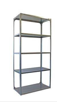 Industrial Galvanized Bolted Shelving 0