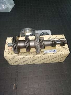 Toyota land cruiser V 8 and V 6 series 79 gearbox conversions