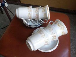 Чашки кофейные 6 шт.