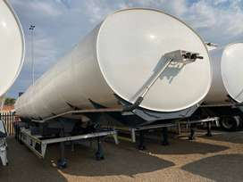 In The Market For A Fuel Tanker ? Get This GRW 49 000 Litres Tanker
