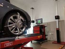 Wheel Alignment & Suspension Repairs
