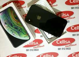 iPhone Xs Space Grey 64g SPOTLESS used - CellSA