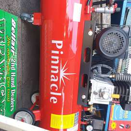 Pinnacle Airtech 100L Air Compressor for Sale  Condition : Brand new