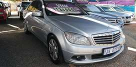 2009 Mercedes-Benz C 180K BlueEFFICIENCY Classic Touchshift,Great Cond