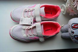 Кроссовки белые с розовым новые для девочки р. 28, 30, 31, 32, 34