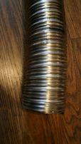 Rura spalinowa kwasoodporna elastyczna Fi 80