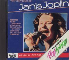 JANIS JOPLIN - The Very Best Of [CD]