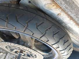Suzuki mag rims and tyres for sale