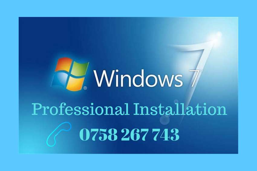 Windows 7 Installation (ACTIVATED) | Professional | 0