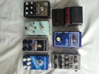 Image of Effects Pedals