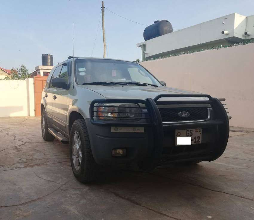 Ford Escape GLS, 2004, 4WD 0