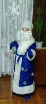 Прокат Костюм Морозко, Дед Мороз