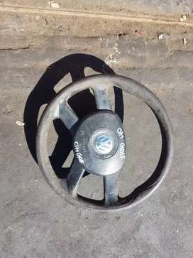 Polo Player Steering Wheel