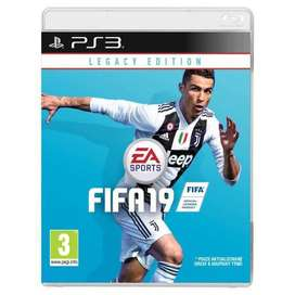 I want fifa 19 for ps3