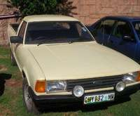Image of ford cortina bakkie