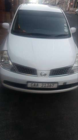 Nissan Tiida for sale in good condition