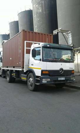 Mercedes-Benz Atego 1999 model 7 Tonne Automatic