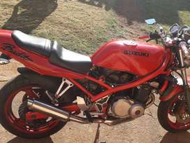 Suzuki Bandit 400VC to SWOP For a small car.