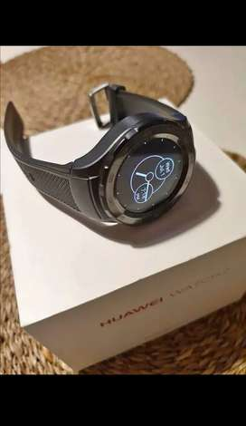 Huawei watch 2 LTE with box and accessories