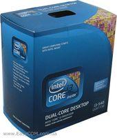 Intel Core i3 540 2x 3,06GHz socket 1156 + oryginalne chłodzenie INTEL