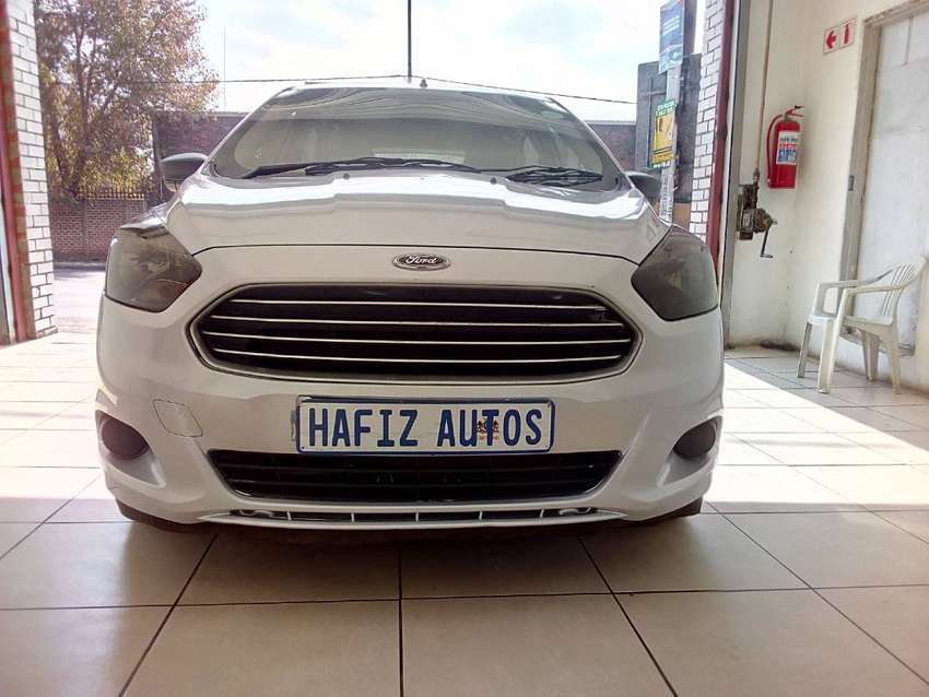 2018 Ford Figo 1.6  Hatchback 0