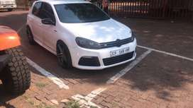 Golf 6 R for sale