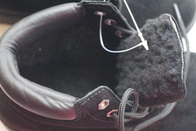 Ботинки для девочки и мальчика зимние замша, новые р,35,36,37,38,39,40 Киев - изображение 4