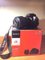 Фотокамера Sony ALFA 330