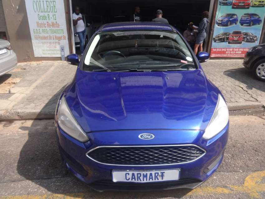 FORD FOCUS ECO BOOST 1.0 2018 MODEL 0