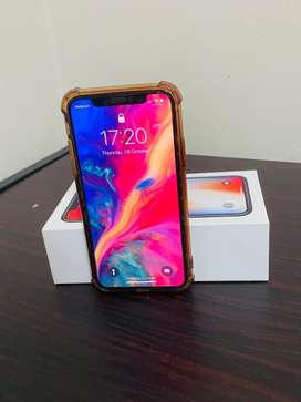 iPhone X 64GB space gray
