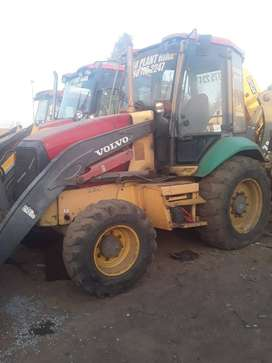 TLB FOR SALE VOLVO BL61 4X4