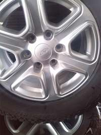 Ford mags and tyres 0