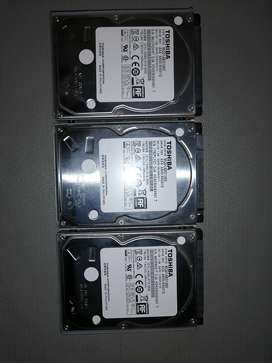 Toshiba, Hard drives