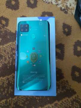 Huawei P40 Lite Generic Version Brand New with Box Charger Headset Ava