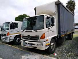 [ URGENT DEAL] 2012 HINO 500 16'26 8TON TAUTLINER FOR SALE
