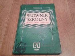Słownik szkolny. Ochrona przyrody i środowiska. WSiP