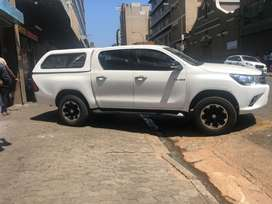 2017 Toyota Hilux 2.8 GD6 Automatic