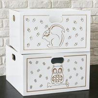ящик для игрушек МДФ