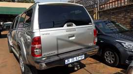 Toyota Hilux Raider 3.0D4D 4x4 Double Cab Automatic For Sale