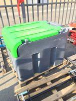 Zbiornik na paliwo rope mobilny Fortis Stacja ON 400 L CPN brutto
