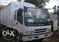 Isuzu FRR lorry available for hire. 0
