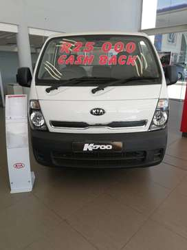 KIA 2700 FOR JUST R3799 A MONTH 0% DEPOSIT !!
