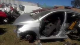New nissan almera for stripping