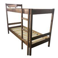 РОЗПРОДАЖ!! Ліжко двоповерхове 90х190 горіх