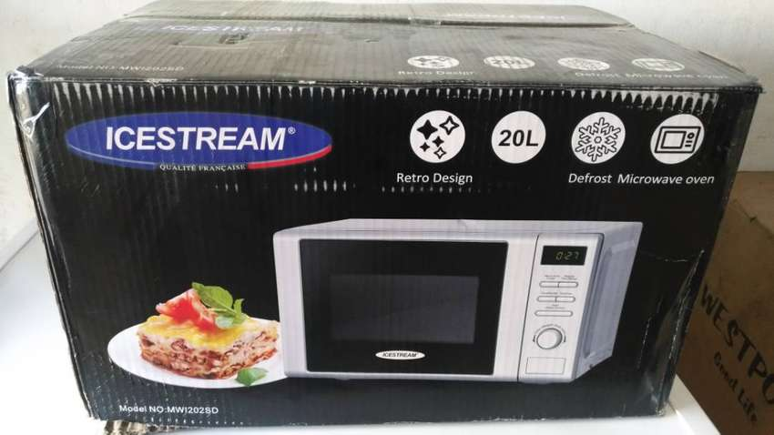 IceStream 20ltrs microwave 0