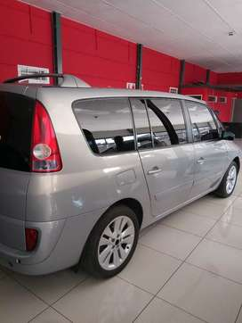 Renault Espace 7 sitter for sale in immaculate condition