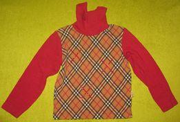 Гольфик (водолазка, реглан, свитер) Microbe (Италия) на 2 года